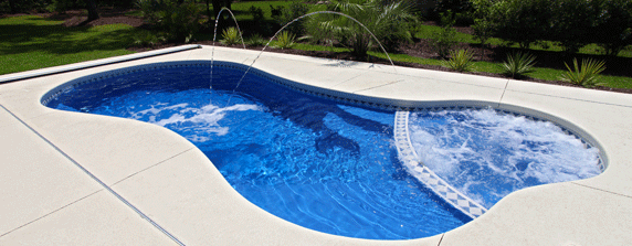 San Juan Pools - Heatwave Pools fiberglass swimming pools